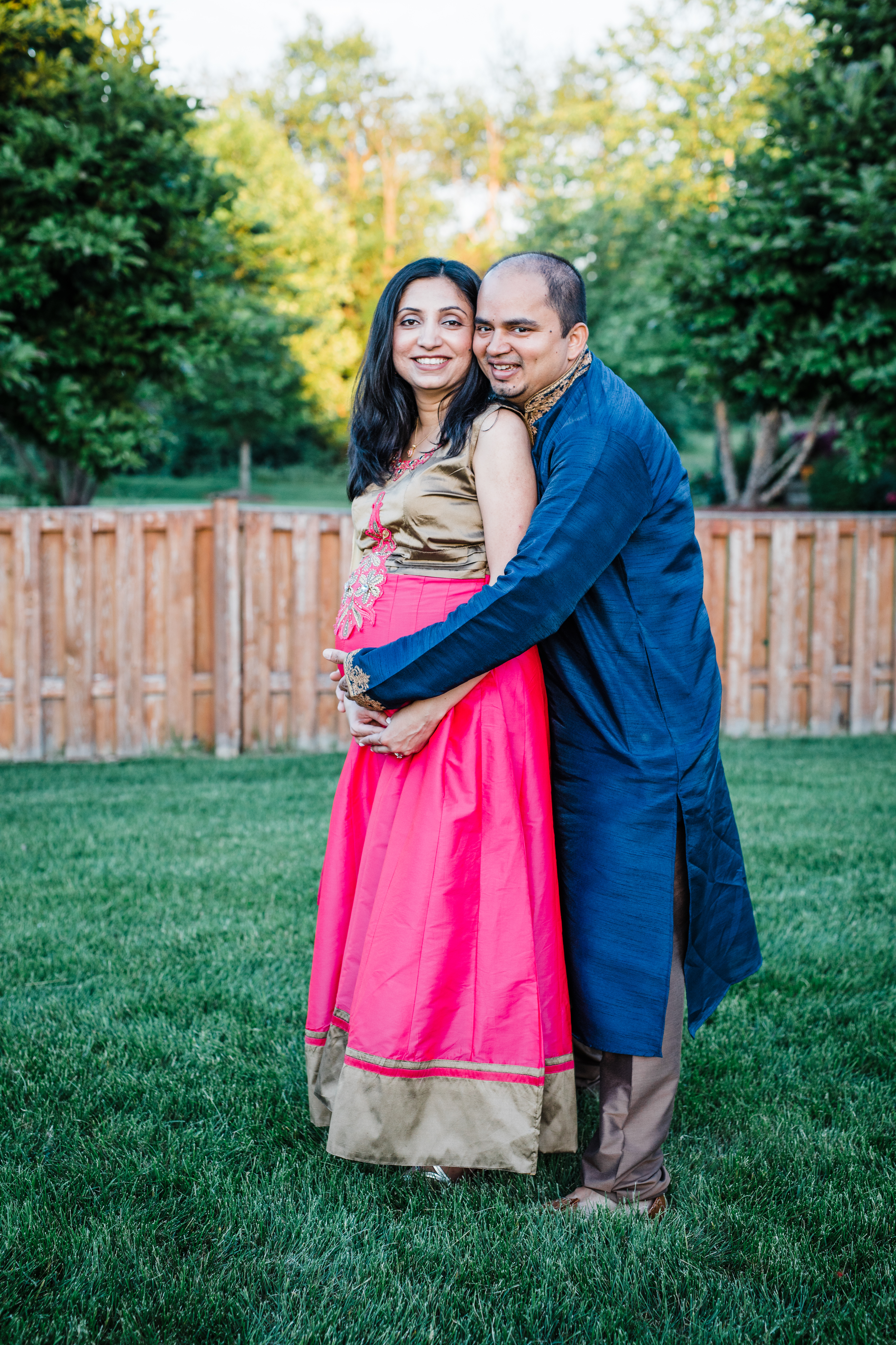 Chicago American Indian Baby Shower Photographer Dars Photography