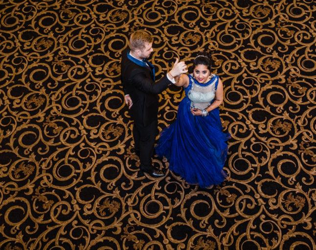 POONAM & KIRILL WEDDING