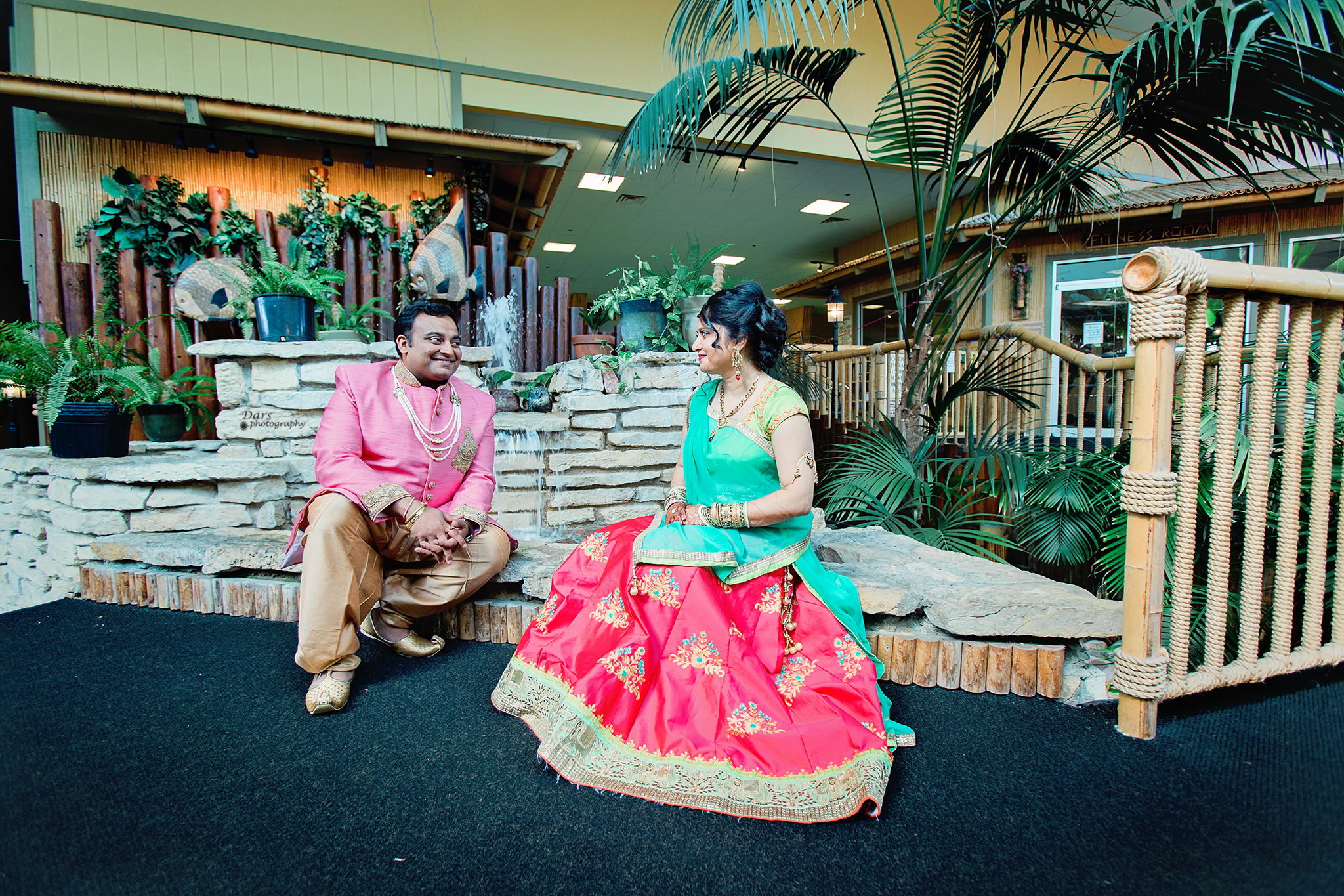 Indian Wedding @ Holiday Inn in Rolling Meadows, IL