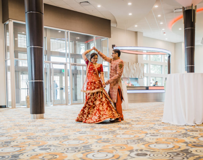 NITA & ANISH WEDDING AND RECEPTION