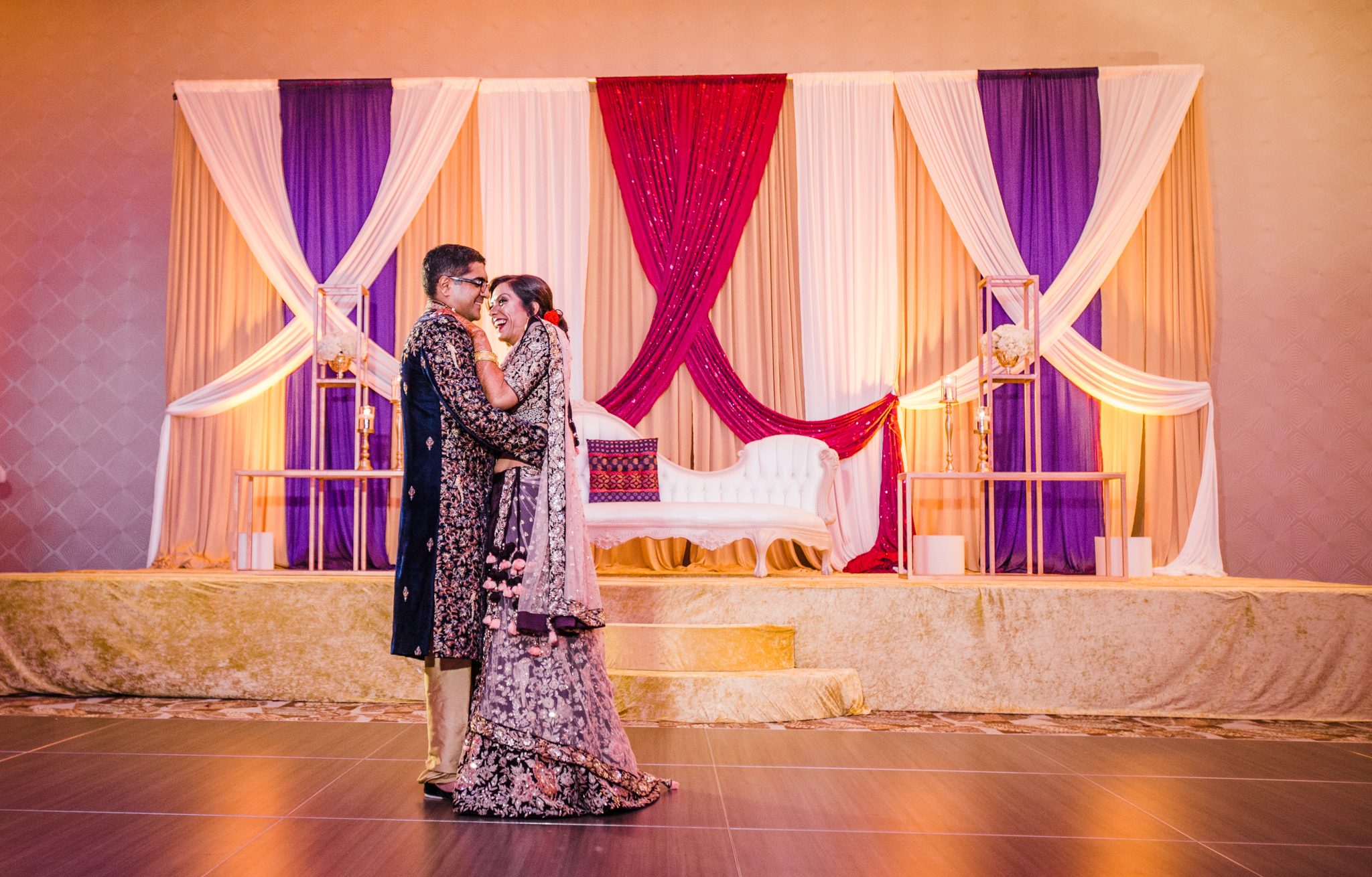 Indian Wedding @ Pearl Banquet in Roselle, IL