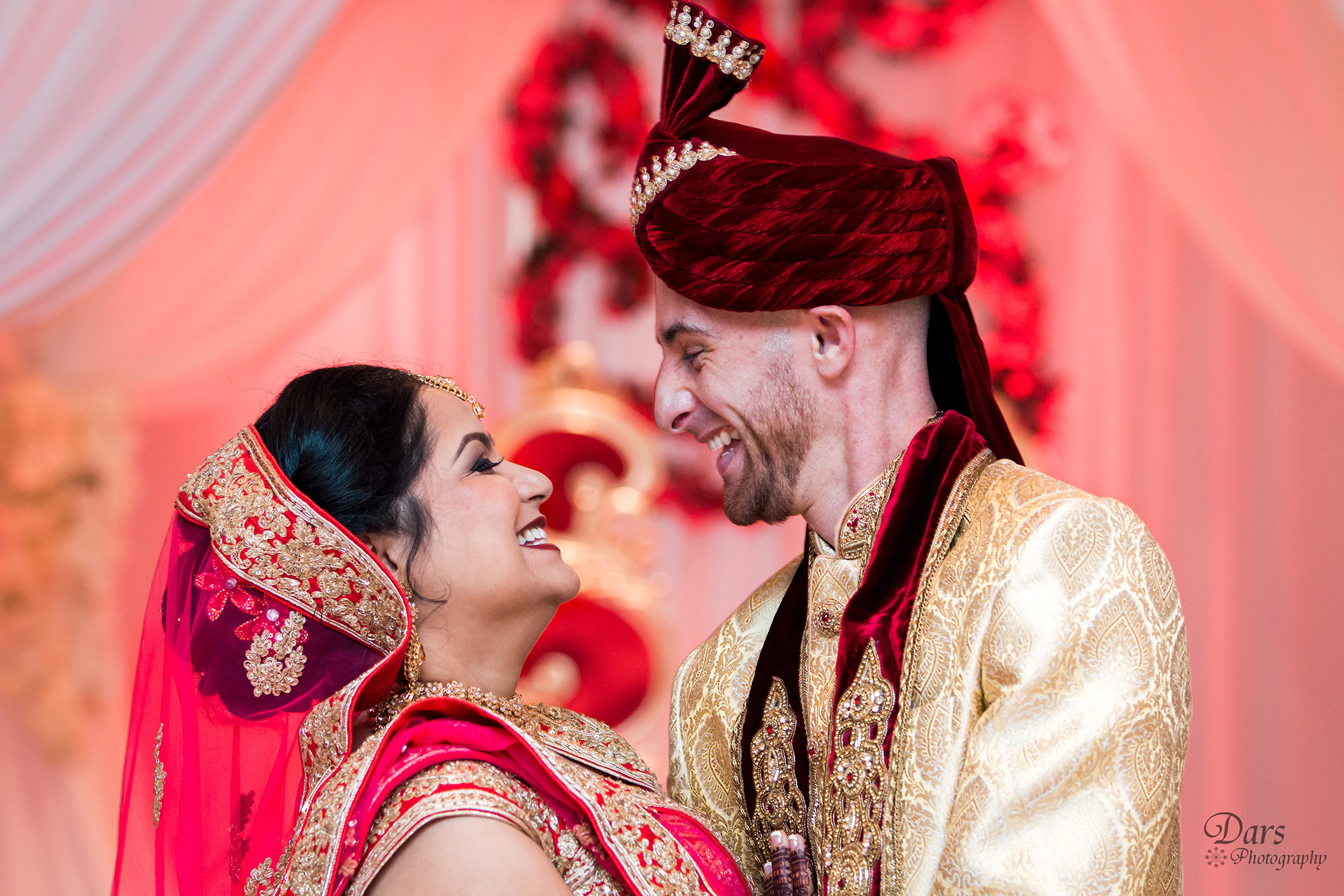AKANKSHA & JUSTIN WEDDING