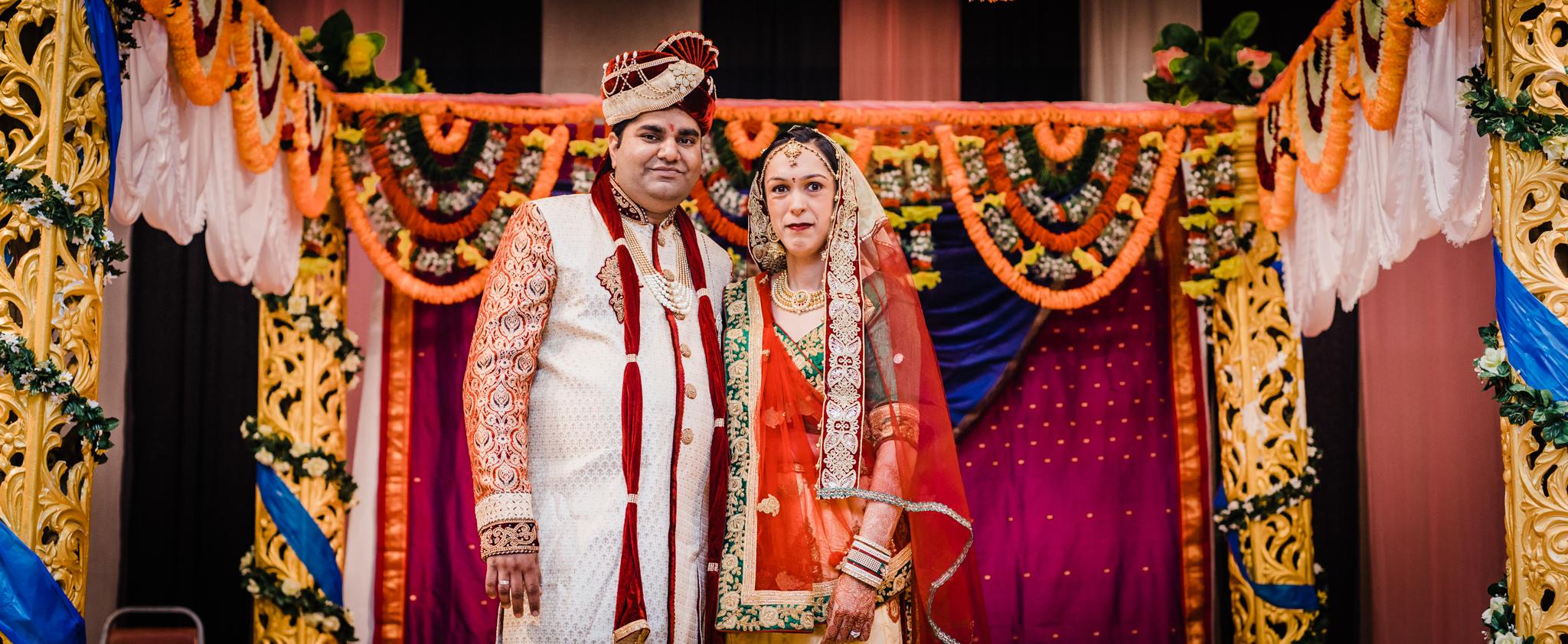 INDIAN WEDDING SWAMINARAYAN TEMPLE STREAMWOOD