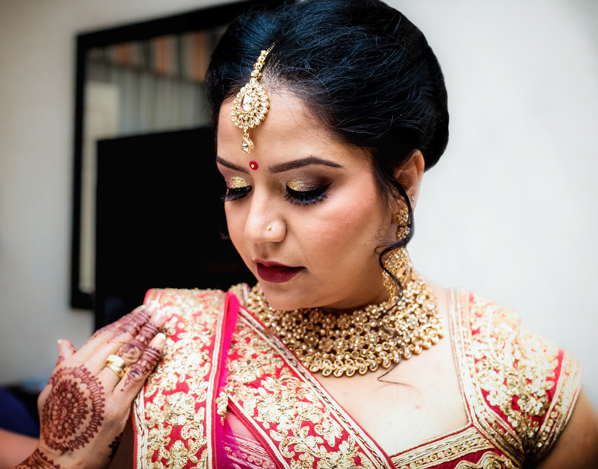 Indian Wedding in Rockford, IL