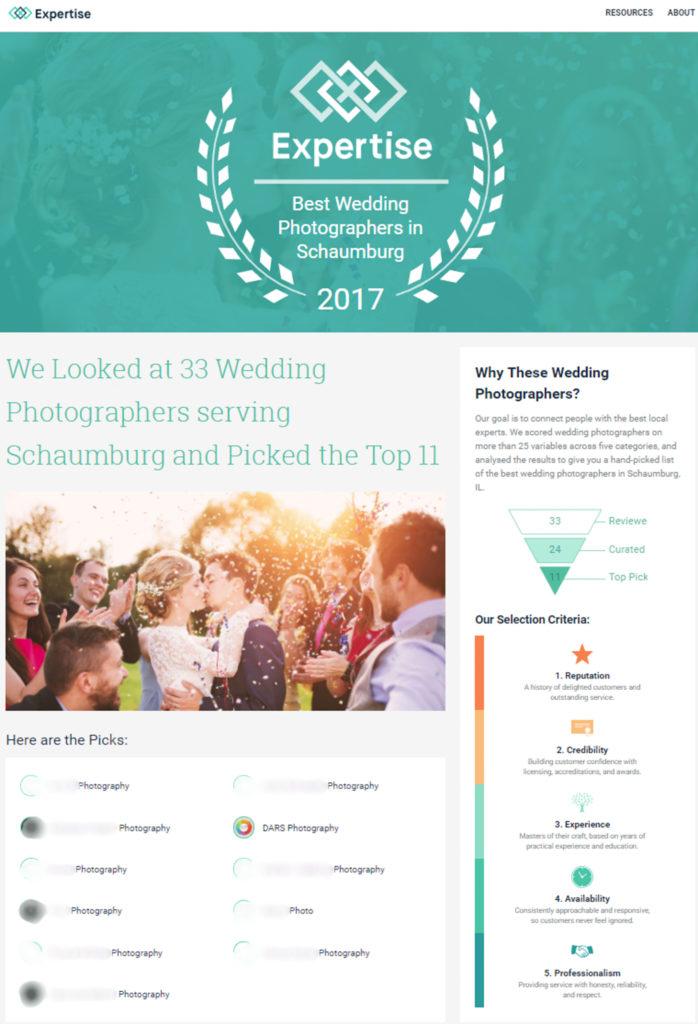 Best Wedding Photographers in Schaumburg 2017 DARS Photography DarsPhoto.com