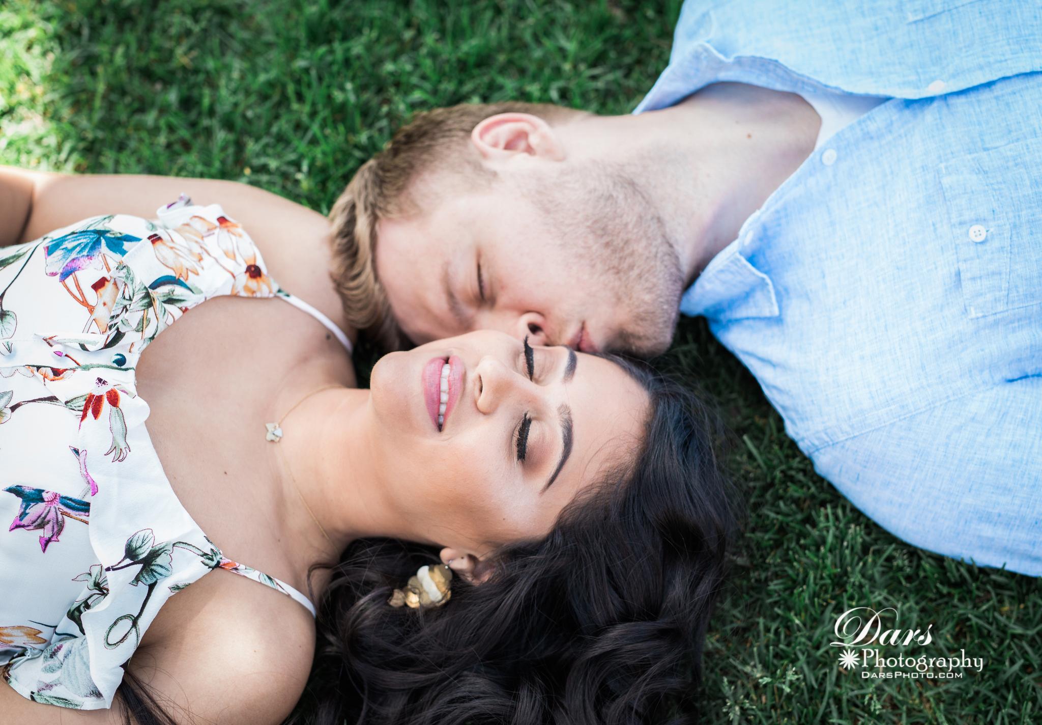 POONAM & KIRILL PRE-WEDDING PHOTO SESSION