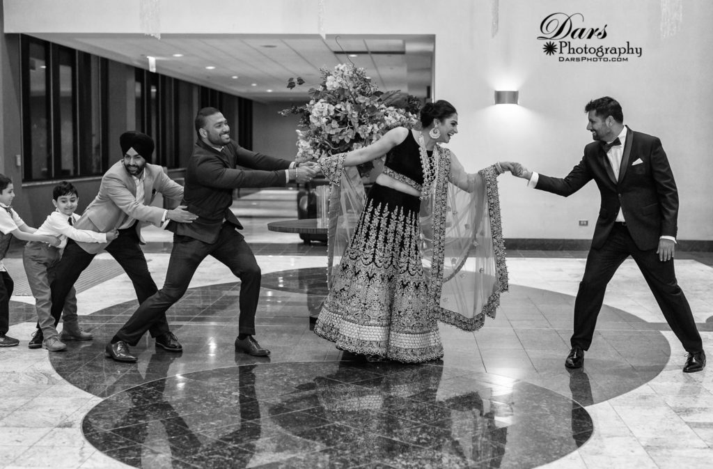 Chicago American & Indian Wedding Photographer DARS Photography DarsPhoto.com