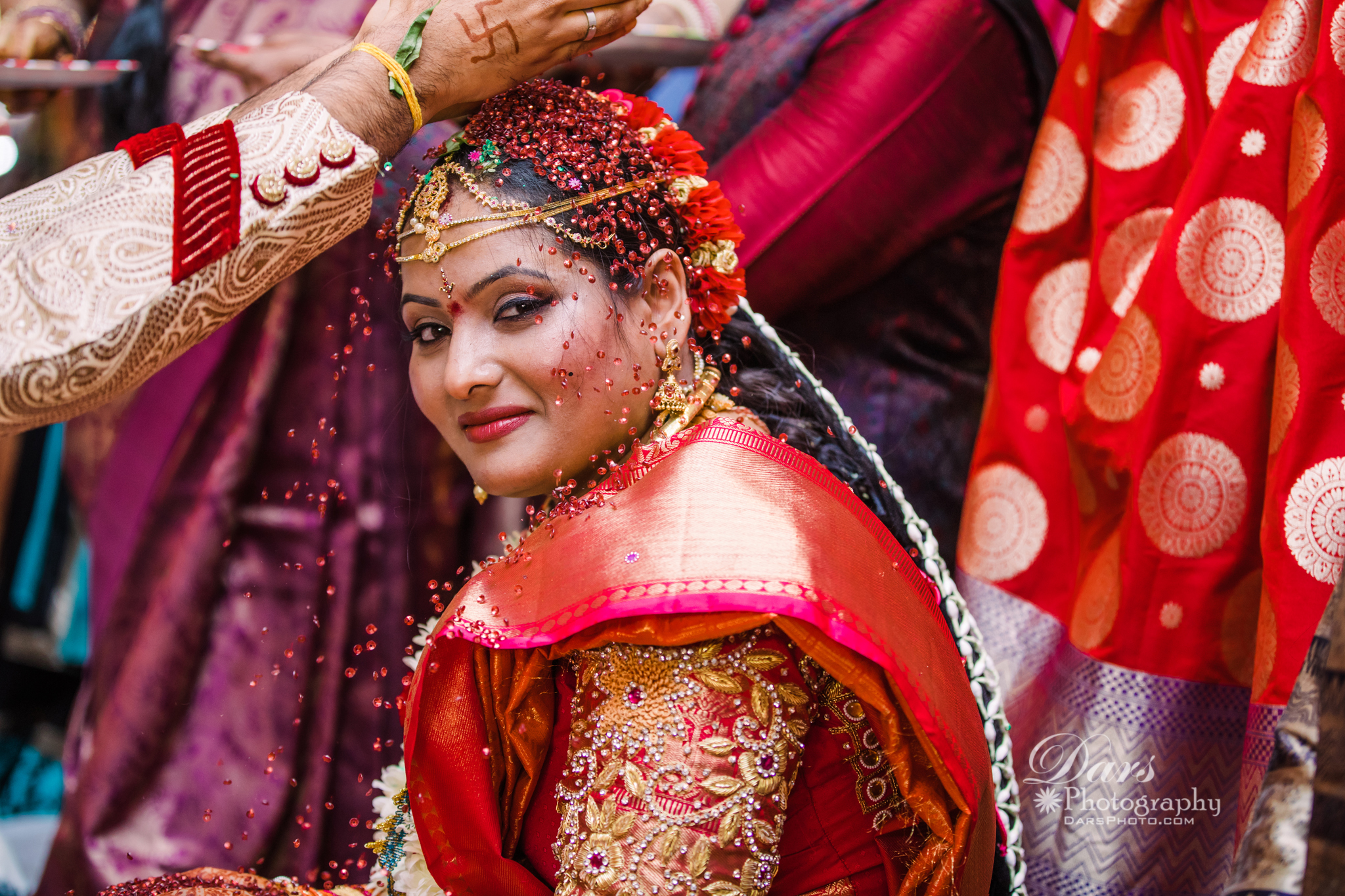 Chicago American And Indian Wedding Photographer DARS Photography 19