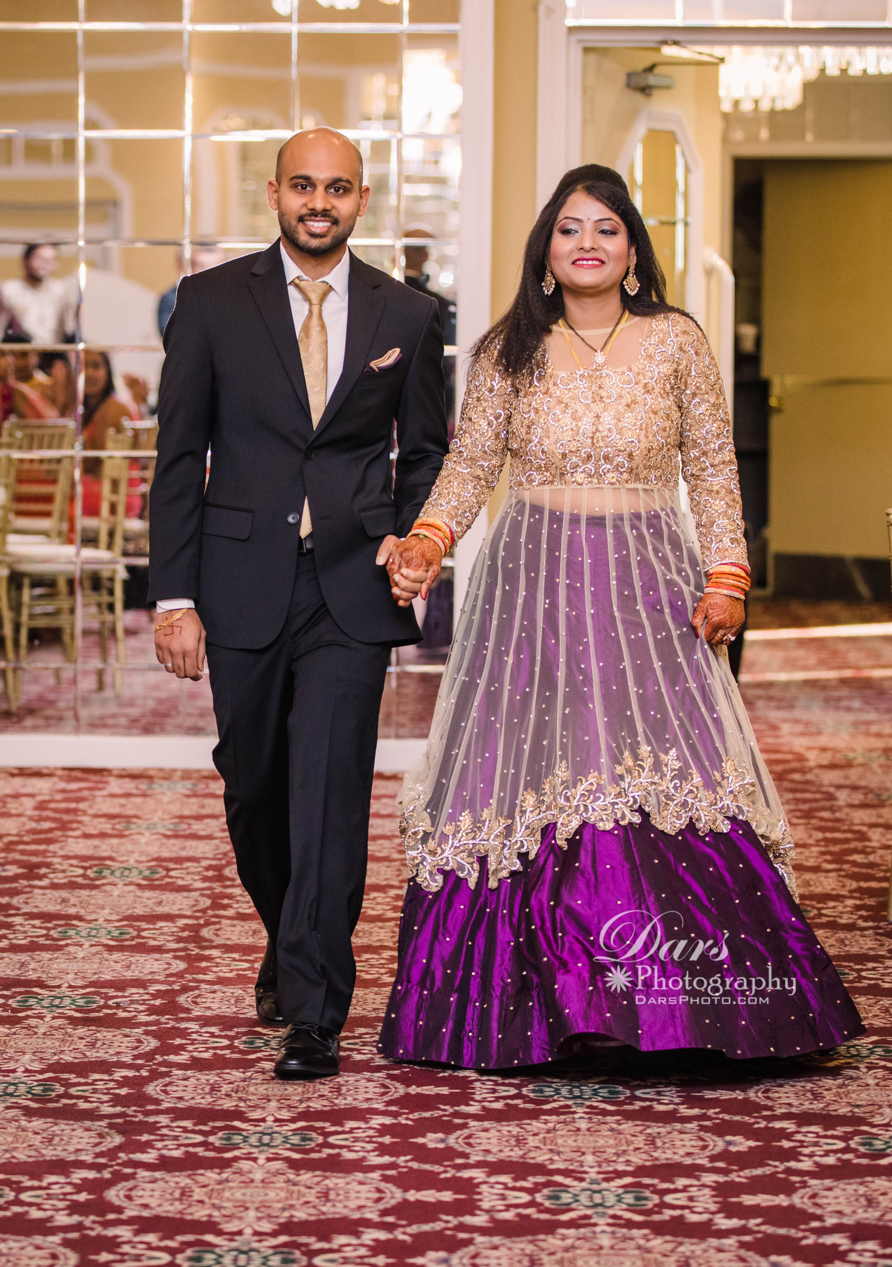 Chicago American And Indian Wedding Photographer DARS Photography 24