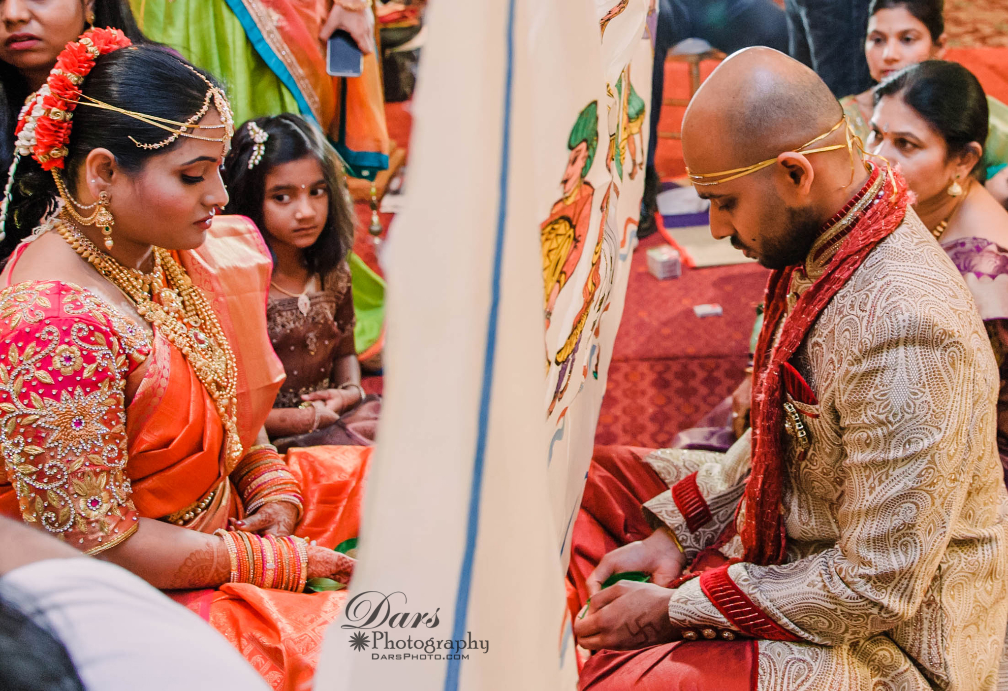 Chicago American And Indian Wedding Photographer DARS Photography 32