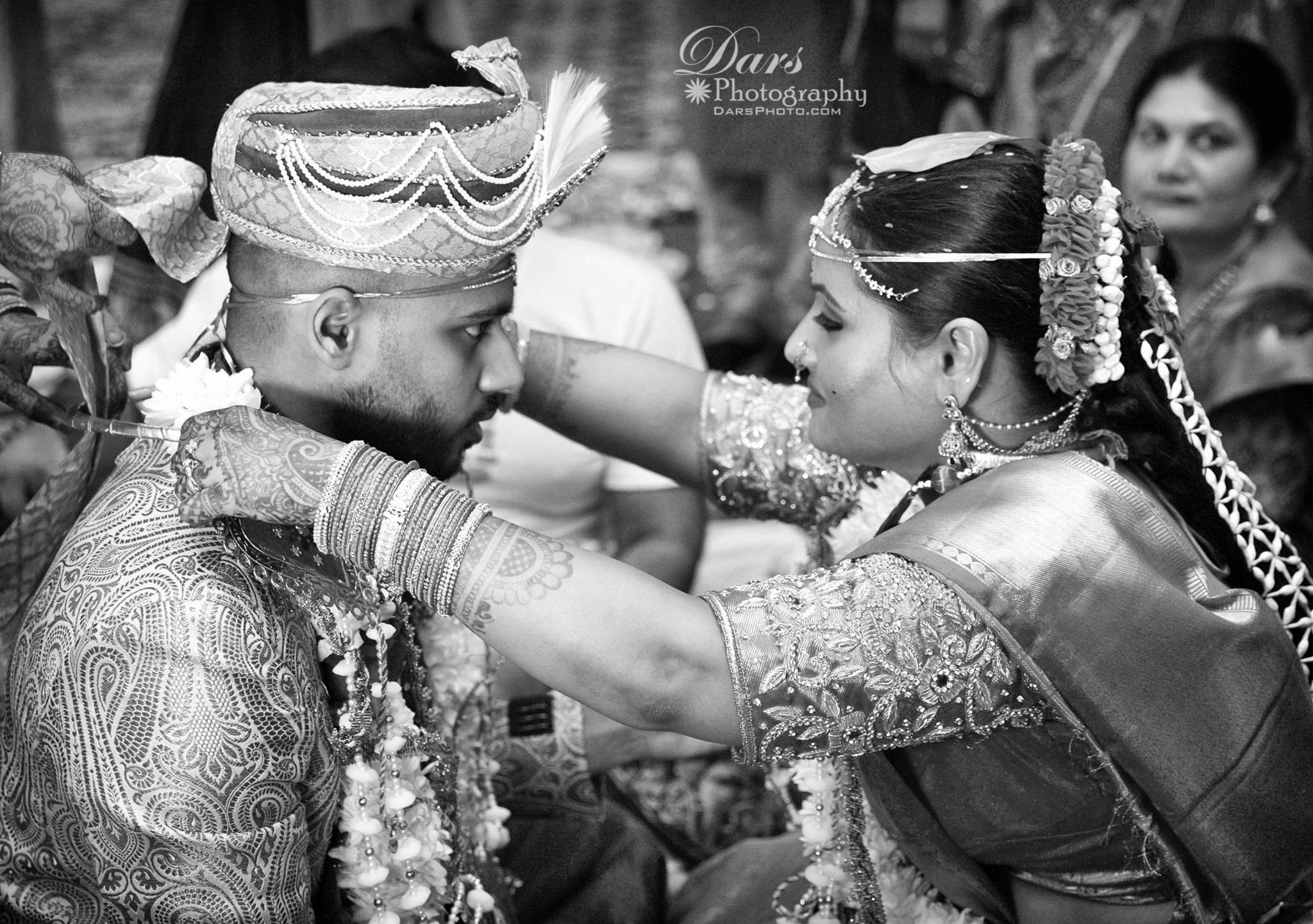Chicago American And Indian Wedding Photographer DARS Photography 35