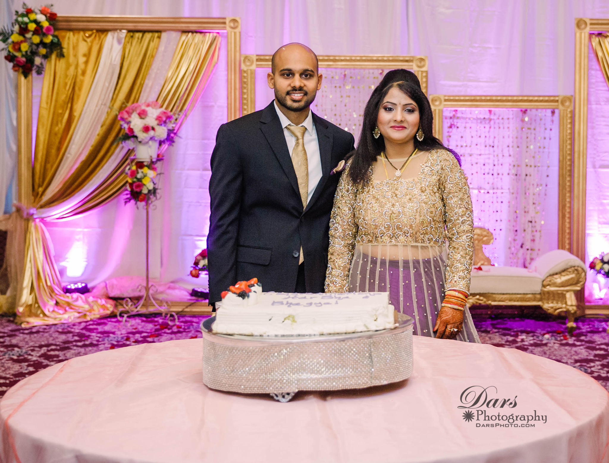 Chicago American And Indian Wedding Photographer DARS Photography 37