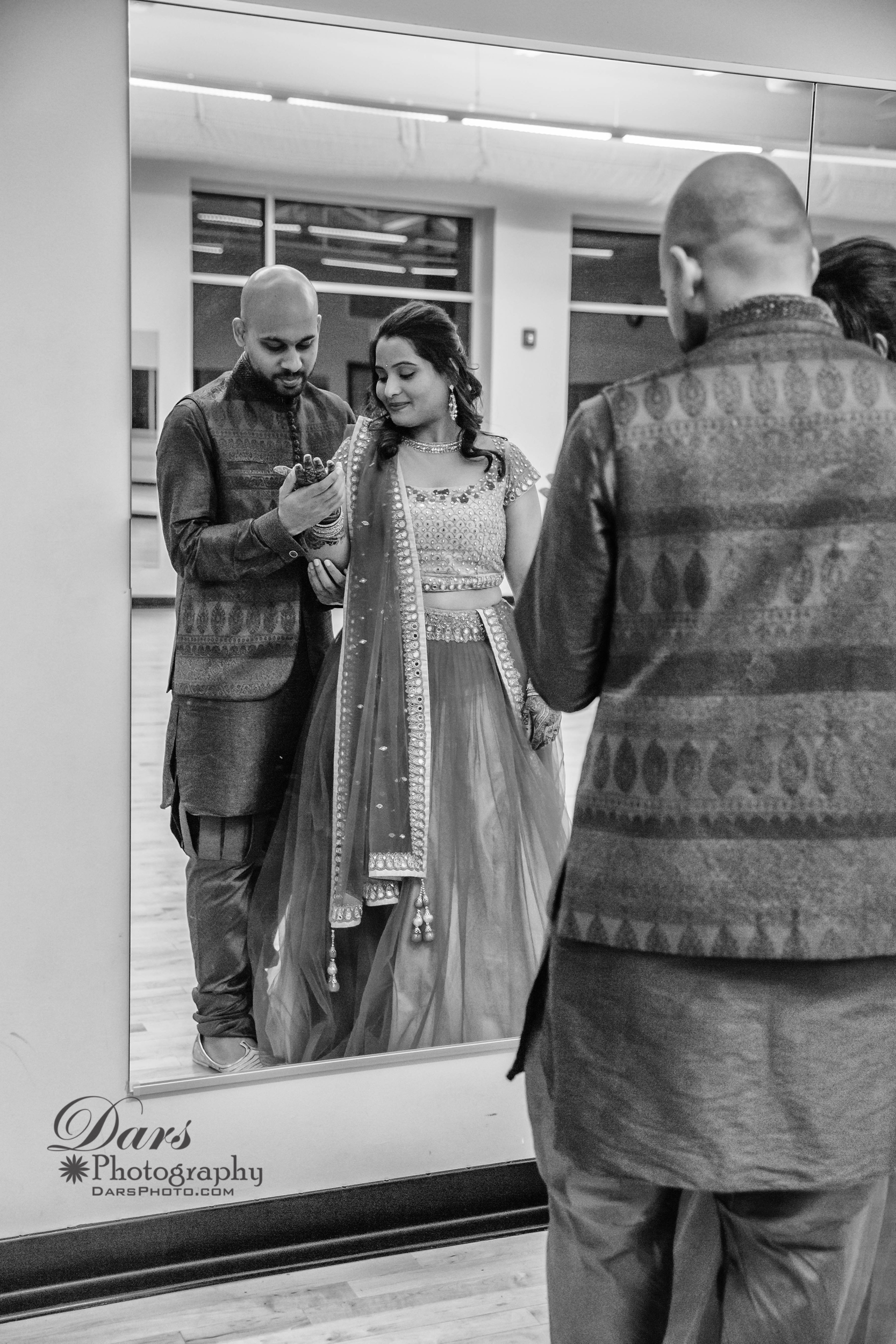 Chicago American And Indian Wedding Photographer DARS Photography 40