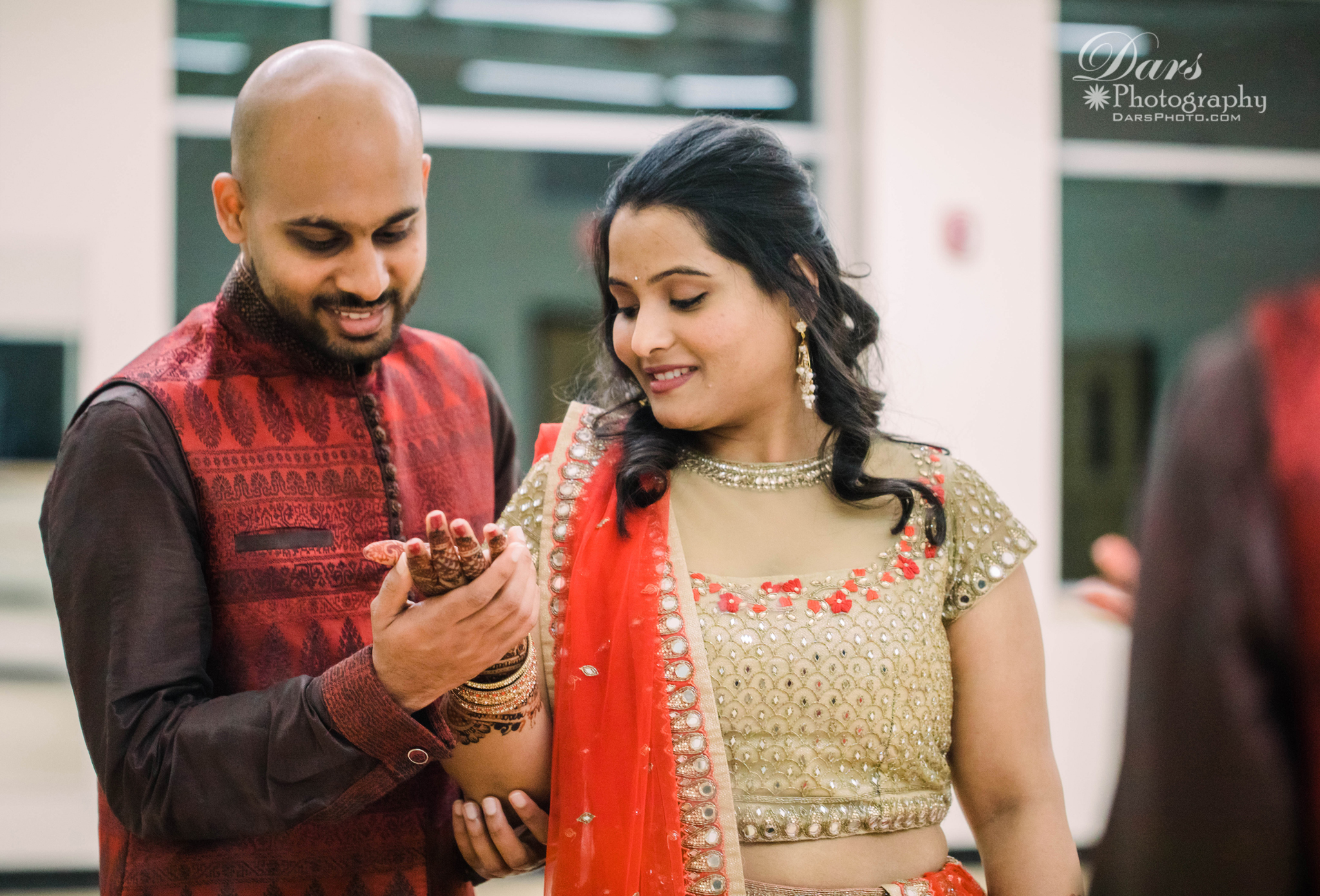 Chicago American And Indian Wedding Photographer DARS Photography 7