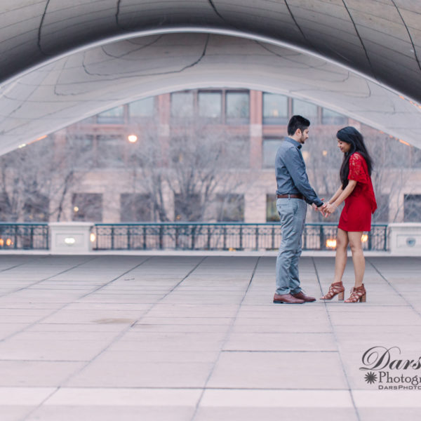 DARS Photography CHICAGO DOWNTOWN PROPOSAL – Wedding Photographer (2)