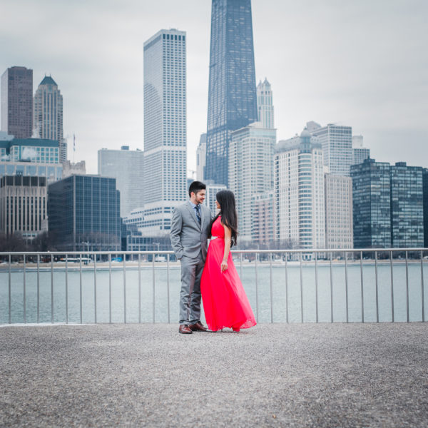 DARS Photography CHICAGO DOWNTOWN PROPOSAL – Wedding Photographer (34)