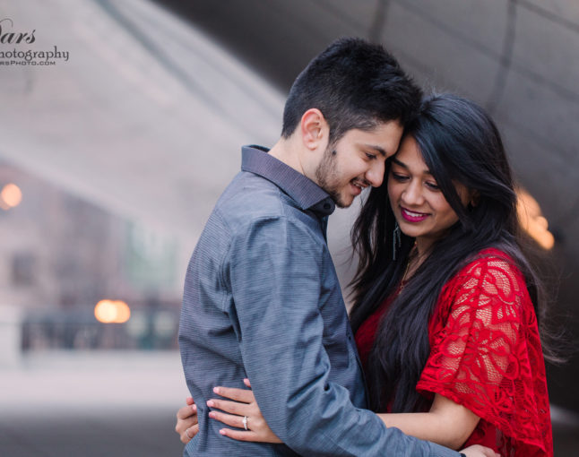 POOJA & PRIYANK PROPOSAL