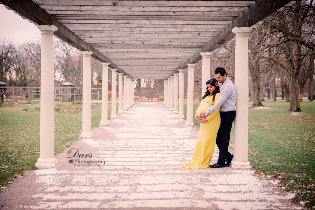 Maternity Photo Session by DARS Photography Chicago Wedding Photographer