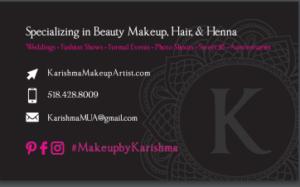 DARS Photography Wedding Vendor Karishma Specializing in Beauty Makeup, Hair, & Henna