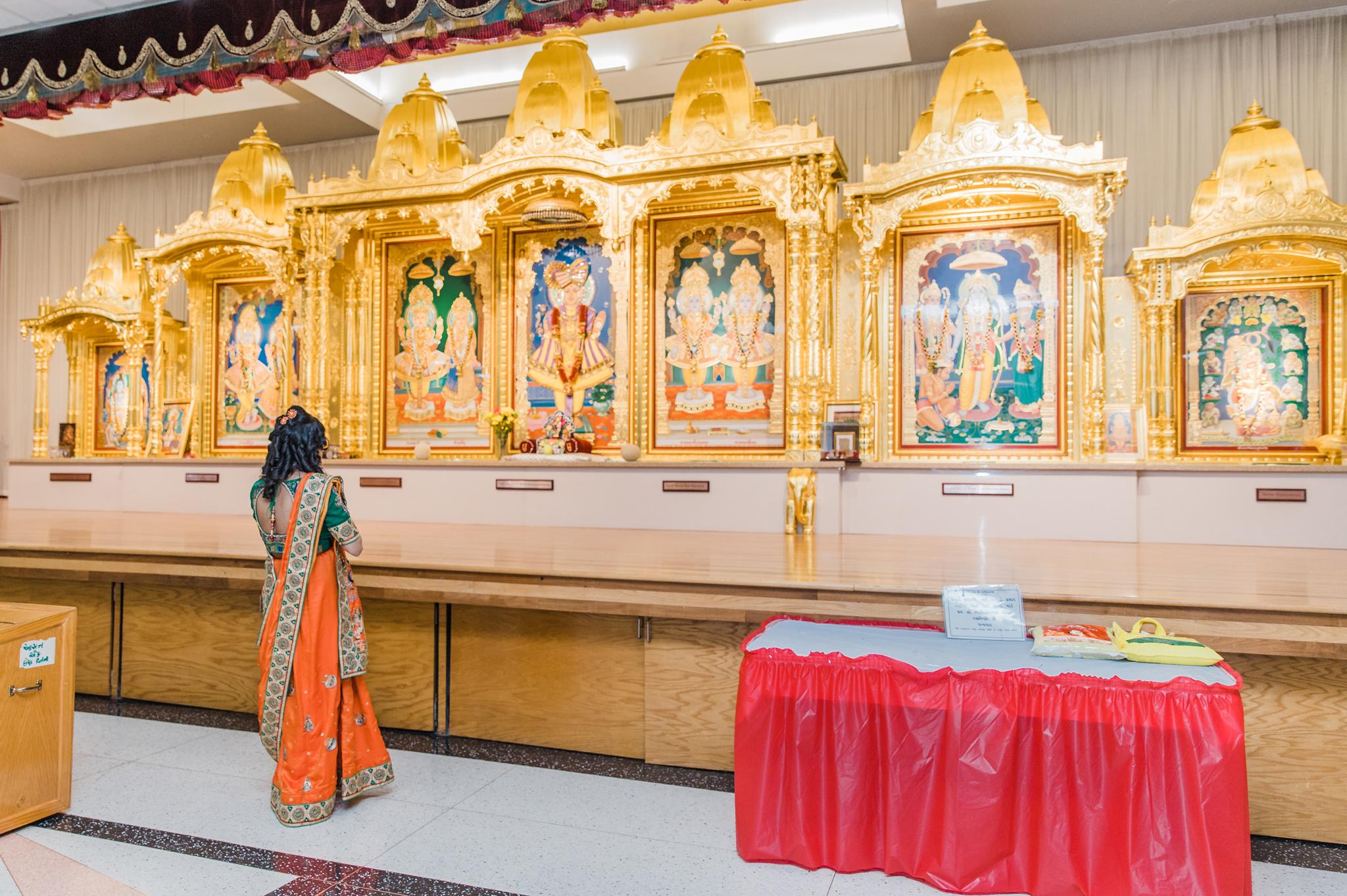 Shri Swaminarayan Mandir Chicago Wheeling Swaminarayan Temple Vadtal of USA