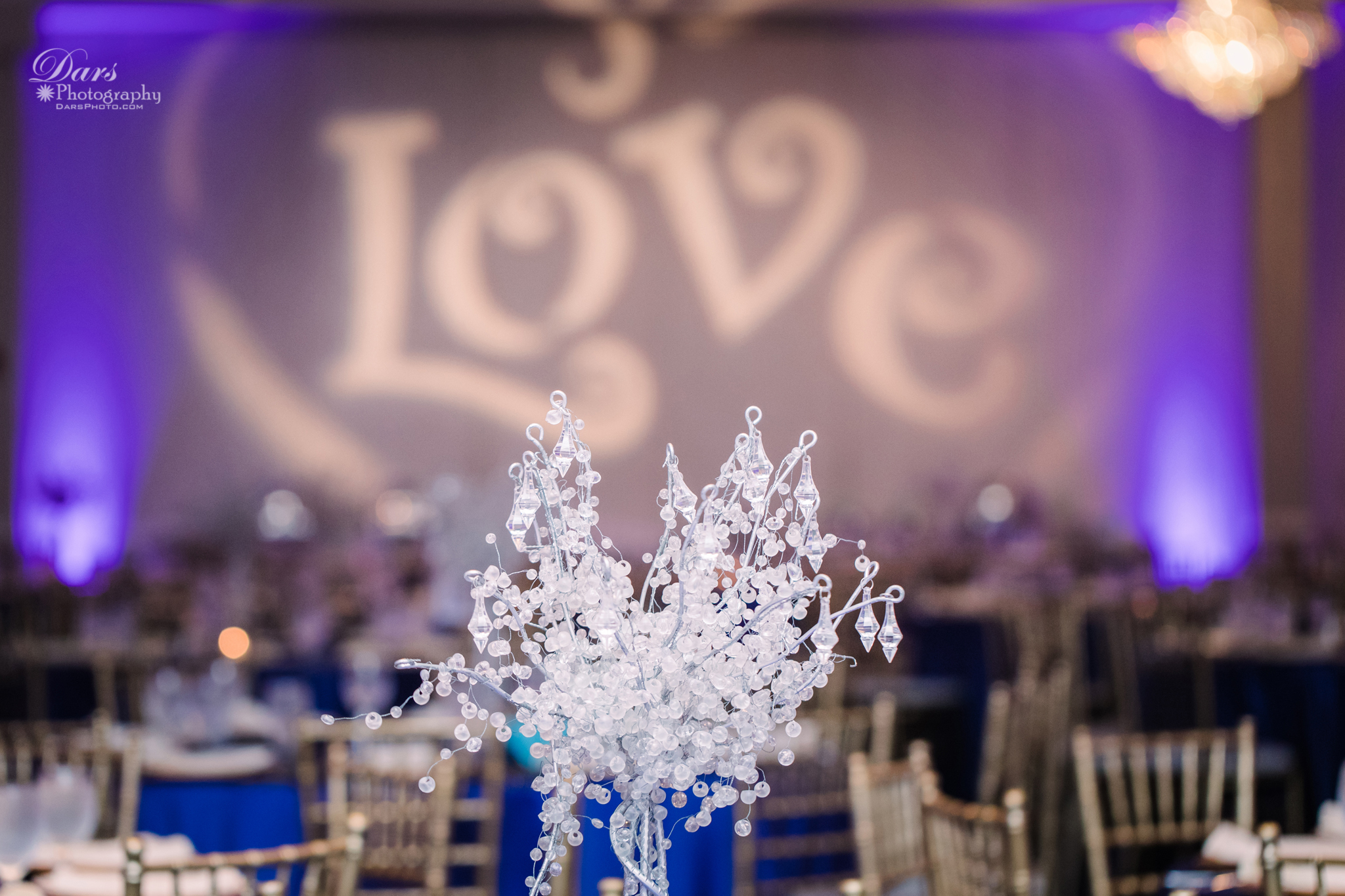 Wedding Decor by DARS Photography