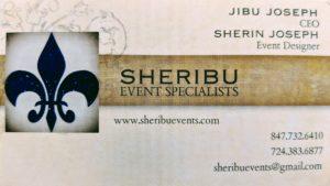 SHERIBU EVENT SPECIALISTS