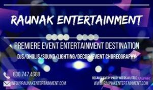 Raunak Entertainment DARS Photography Vendor