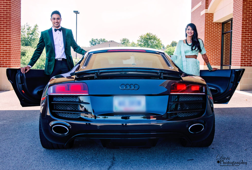 Getting the Best of Your Wedding Day - Taking Photos with Style